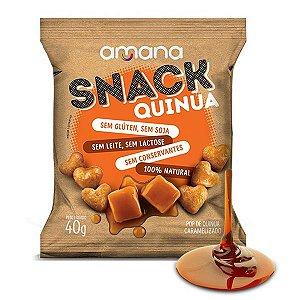 Snack de Quinoa com Caramelo Amana 40g