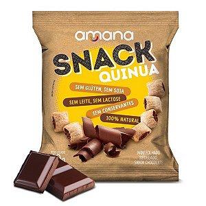Snack de Quinoa com Chocolate Amana 40g