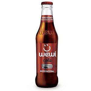 Refrigerante Orgânico Cola Wewi 255ml