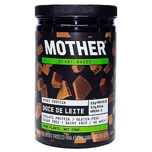 Sport Protein Vegano Doce de Leite Mother 544g