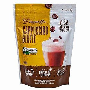 Cappuccino Biofit Orgânico Zero Açúcar Viapax 200g