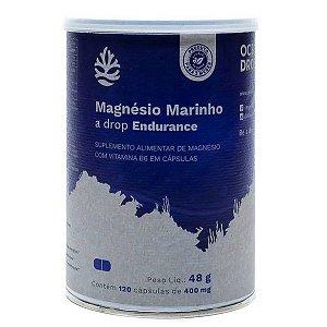 Magnésio Marinho 120 Cápsulas Ocean Drop