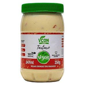 Maionese Vegana Tártaro VCon 250g