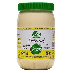 Maionese Vegana Tradicional VCon 250g