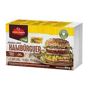 Mix Preparo de Hambúrguer Vegano Caldo Bom 250g