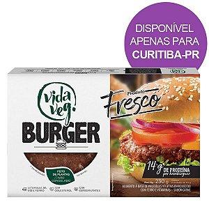 Veg Burguer sabor Carne Vida Veg 230g