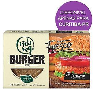 Veg Burguer sabor Frango Vida Veg 230g