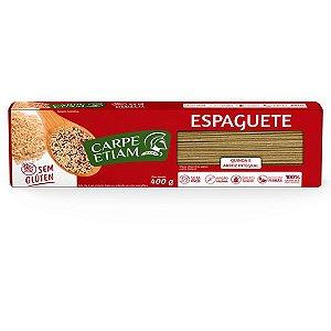 Massa Espaguete de Quinoa Carpe Etiam 400g