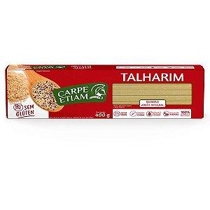 Massa Talharim de Quinoa Carpe Etiam 400g