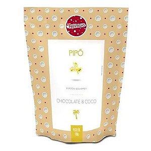 Pipoca Gourmet Chocolate Prestígio Pipó 80g