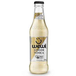 Água Tônica Ginger Orgânica Wewi 255ml