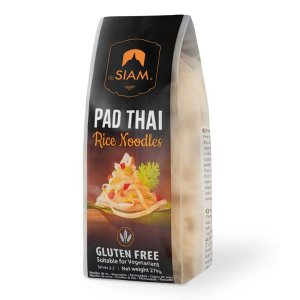 Noodles de Arroz Pad Thai de Siam 270g