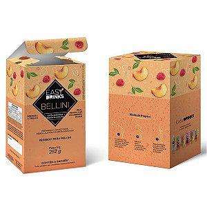 Base para Drink Bellini Easy Drinks caixa 6 sachês