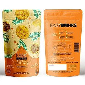 Base para Drink Frutas Tropicais Sachê Easy Drinks 100g