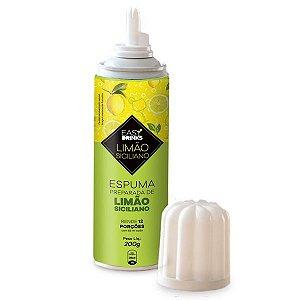 Espuma de Limão Siciliano Spray Easy Drinks 200g
