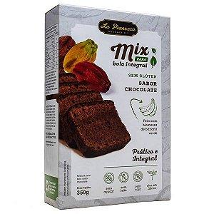 Mix Bolo de Chocolate Sem Glúten La Pianezza 350g
