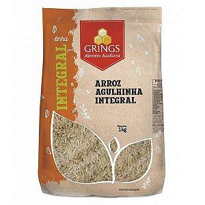Arroz Agulhinha Integral Grings 1kg
