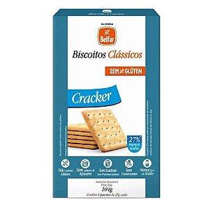 Biscoito Cracker Sem Glúten Belfar 104g