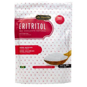 Adoçante Dietético Eritritol La Pianezza 300g