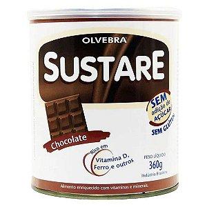 Sustare sabor Chocolate Olvebra 360g