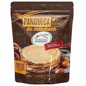 Panqueca de Mandioca Sem Glúten 500g