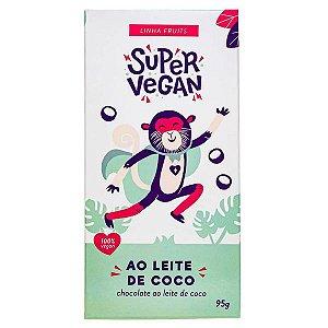 Chocolate ao Leite de Coco Super Vegan 95g