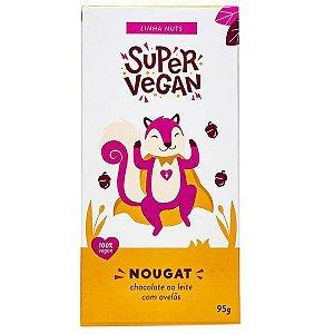 Chocolate ao Leite Nougat Super Vegan 95g