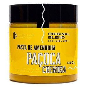 Pasta de Amendoim com Paçoca Cremosa Original Blend 450g