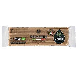 Massa Spaghetti Integral Orgânico Delverde 500g