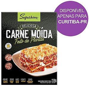 Carne Moída Vegetal Superbom 250g