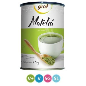 Matchá Chá Verde - 30g - Giroil