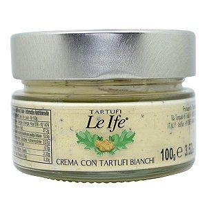 Crema con Tartufi Bianchi Le Ife 100g