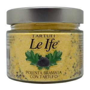 Polenta Bramata con Tartufo Le Ife 240g
