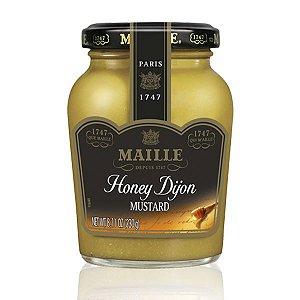 Mostarda Dijon com Mel Maille 230g