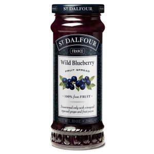 Geleia Wild Blueberry St Dalfour 284g