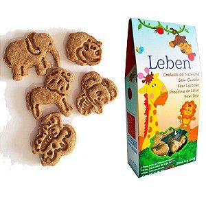 Cookies de Castanha e Baunilha - Sem Glúten / Sem Lactose