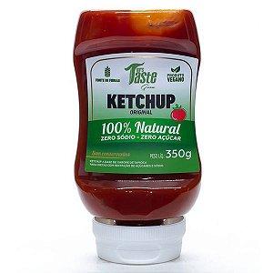 Ketchup Zero Sódio Mrs Taste Green 350g