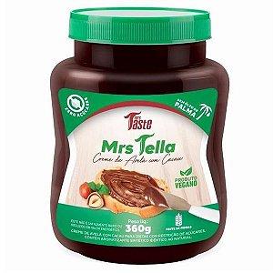 Creme de Avelã Mrs Tella Mrs Taste 360g