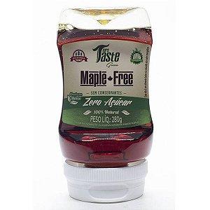 Calda Maple Free Zero Açúcar Mrs Taste Green 280g