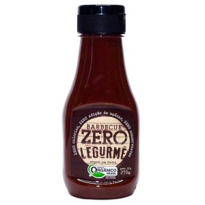 Molho Barbecue Zero Orgânico Legurmê 270g