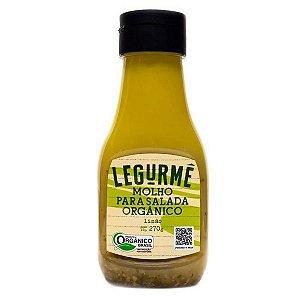 Molho para Salada Limão Orgânico Legurmê 270g