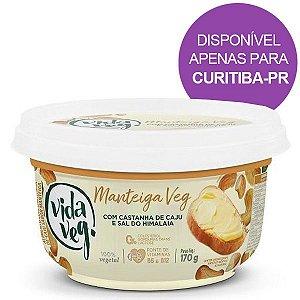 Manteiga de Castanha Vida Veg 170g