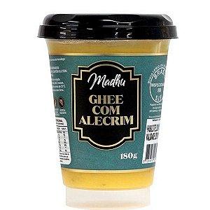 Manteiga Ghee com Alecrim Madhu 180g