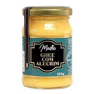 Manteiga Ghee com Alecrim Madhu 150g