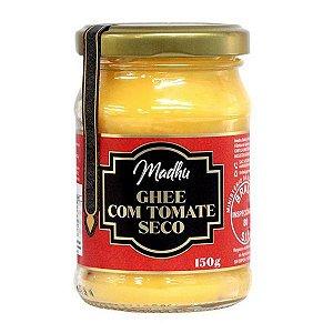 Manteiga Ghee com Tomate Seco Madhu 150g