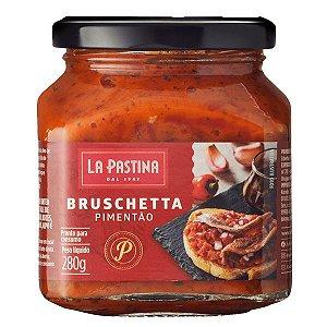 Bruschetta de Pimentão La Pastina 280g