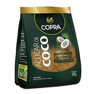 Açúcar de Coco Baixo Índice Glicêmico Copra 300g
