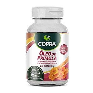 Óleo de Prímula Copra 60 Cápsulas