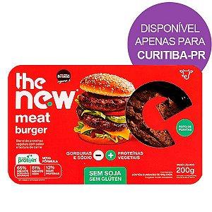 Hambúrguer Vegetal The New 200g