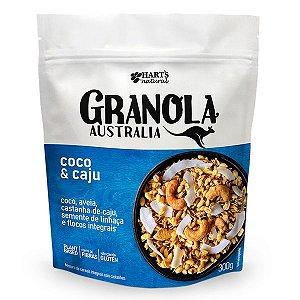 Granola Vegana Coco e Caju Hart's 300g